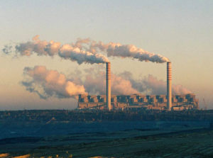 Belchatow power plants in Poland