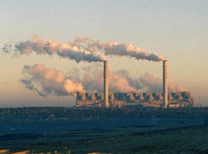 Belchatow power plants in Poland