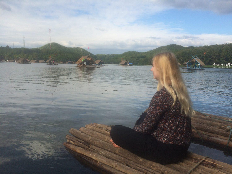 Anne-Sophie in Thailand