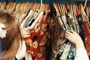 Thrift Store by Becca McHaffie of Unsplash